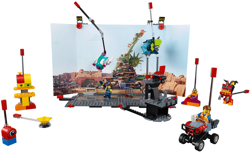 Bricklink Set 70820 1 Lego Movie Maker The Lego Movie 2 Bricklink Reference Catalog