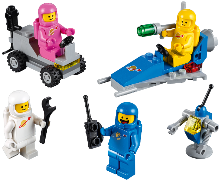 Bricklink Set 70841 1 Lego Benny S Space Squad The Lego Movie 2 Bricklink Reference Catalog