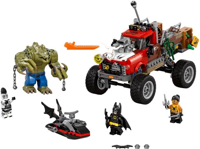 Bricklink Set 70907 1 Lego Killer Croc Tail Gator Super Heroes