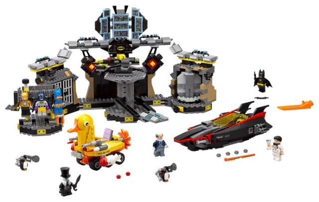 BrickLink - Set 70909-1 : Lego Batcave Break-In [Super Heroes:The ...