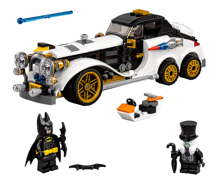 Bricklink Set 70911 1 Lego The Penguin Arctic Roller Super Heroes The Lego Batman Movie Bricklink Reference Catalog