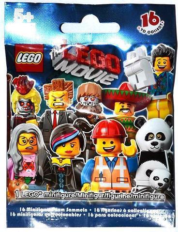 Bricklink Set 71004 1 Lego Minifigure The Lego Movie Complete Random Set Of 1 Minifigure Collectible Minifigures The Lego Movie Bricklink Reference Catalog