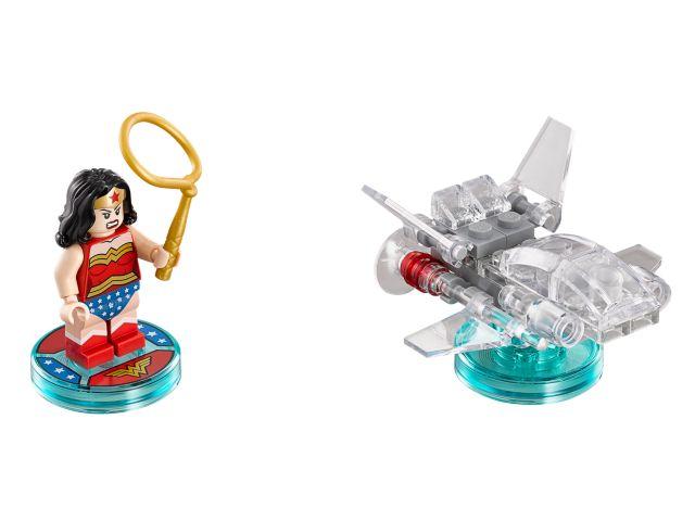 "71209 Dimensions Minifigure /""Wonder Woman/"" NEW LEGO Wonder Woman"