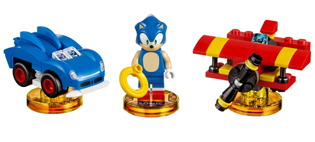 Bricklink Set 71244 1 Lego Level Pack Sonic The Hedgehog Dimensions Dimensions Wave 7 Bricklink Reference Catalog