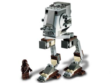 Lego 7127 Star Wars  AT ST Chewbacca LEGO Bau- & Konstruktionsspielzeug Baukästen & Konstruktion