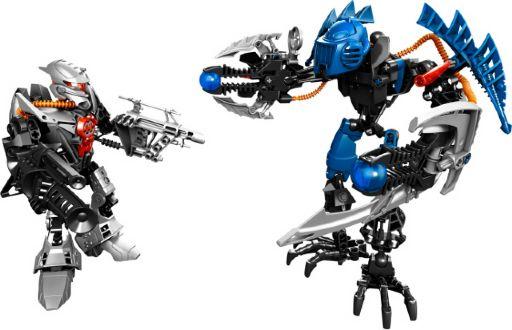 BrickLink - Set 7179-1 : Lego Dunkan Bulk and Vapour [Hero Factory:Heroes]  - BrickLink Reference Catalog
