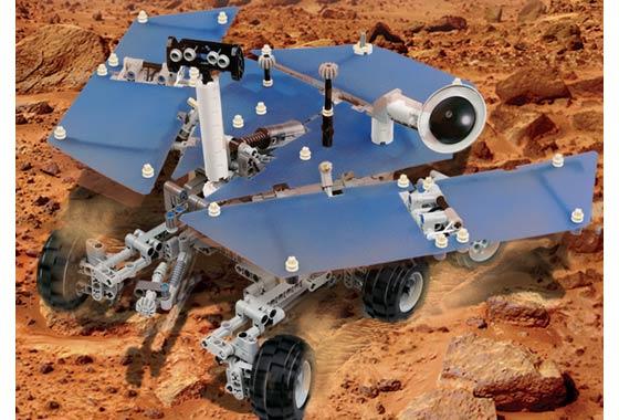Bricklink Set 7471 1 Lego Mars Exploration Rover Discovery