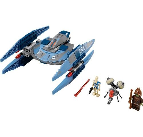 Bricklink Set 75041 1 Lego Vulture Droid Star Warsstar Wars
