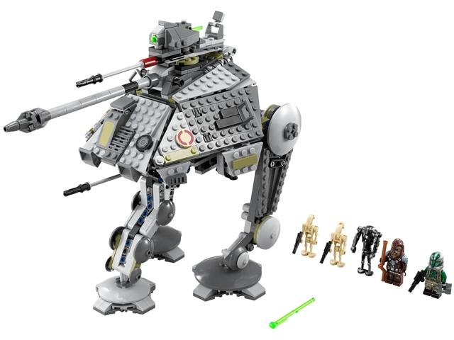 Bricklink Set 75043 1 Lego At Ap Star Warsstar Wars Episode 3