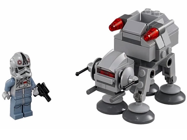 Bricklink Set 75075 1 Lego At At Star Warsstar Wars