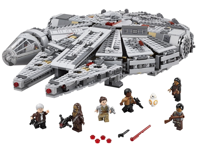 Bricklink Set 75105 1 Lego Millennium Falcon Star Wars Star Wars Episode 7 Bricklink Reference Catalog