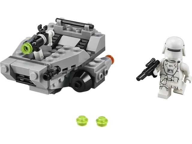 BrickLink - Set 75126-1 : Lego First Order Snowspeeder [Star Wars ...