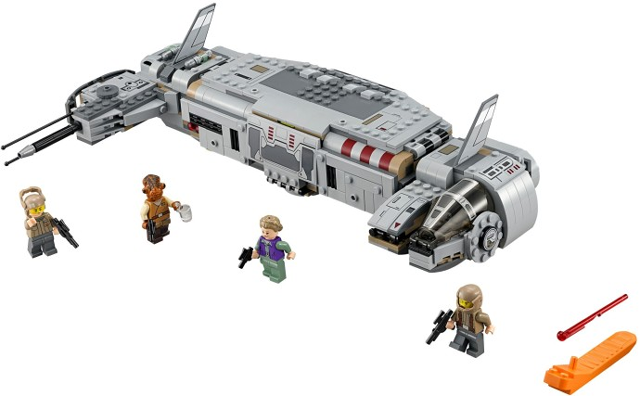 LEGO LEGO Star Wars Rebel Troop Transport 75140