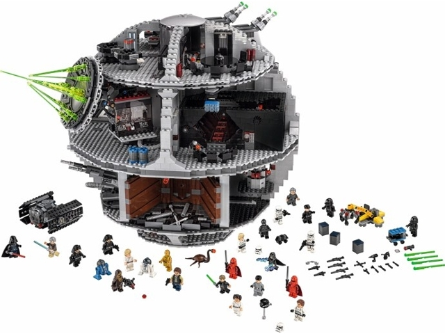 Bricklink Set 75159 1 Lego Death Star Ucs Star Wars Ultimate Collector Series Star Wars Episode 4 5 6 Bricklink Reference Catalog