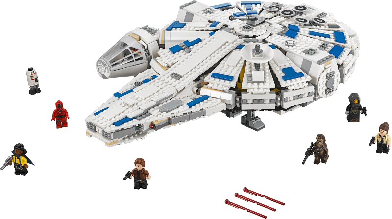 Bricklink Set 75212 1 Lego Kessel Run Millennium Falcon Star Wars Star Wars Solo Bricklink Reference Catalog