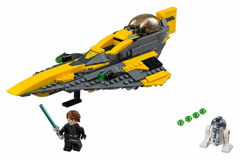Bricklink Set 75214 1 Lego Anakin S Jedi Starfighter Star Wars Star Wars The Clone Wars Bricklink Reference Catalog