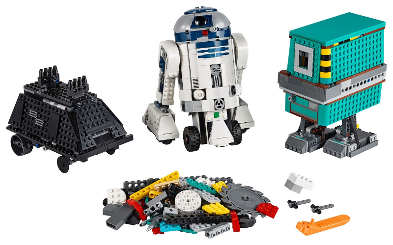 Bricklink Set 75253 1 Lego Droid Commander Star Wars Boost Star Wars Episode 4 5 6 Bricklink Reference Catalog
