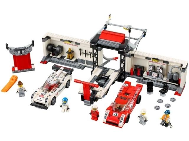 Bricklink Set 75876 1 Lego Porsche 919 Hybrid And 917k