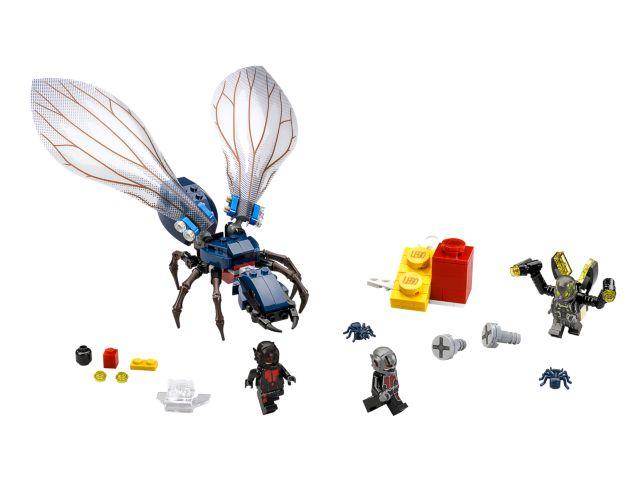 Ant-Man Final Battle LEGO 76039 STICKER SHEET Super Heroes