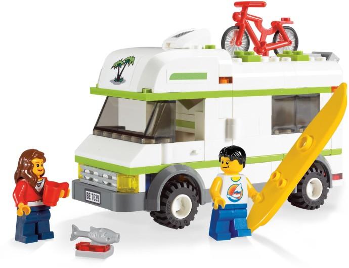 Bricklink Set 7639 1 Lego Camper Towncityrecreation