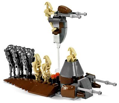 Bricklink Set 7654 1 Lego Droids Battle Pack Star Warsstar
