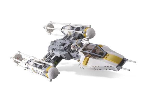 Bricklink Set 7658 1 Lego Y Wing Fighter Star Warsstar Wars