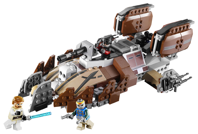 Bricklink Set 7753 1 Lego Pirate Tank Star Wars Star Wars The Clone Wars Bricklink Reference Catalog