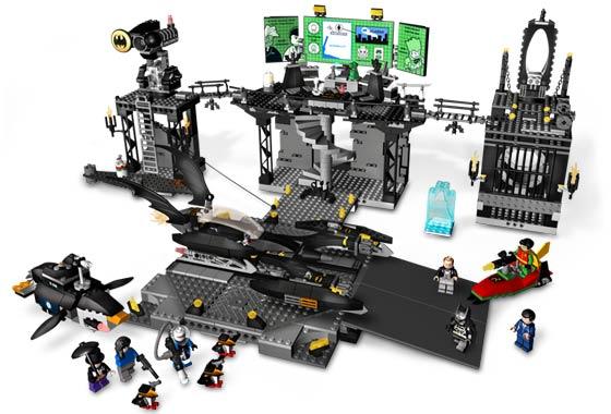 Bricklink Set 7783 1 Lego The Batcave The Penguin And Mr
