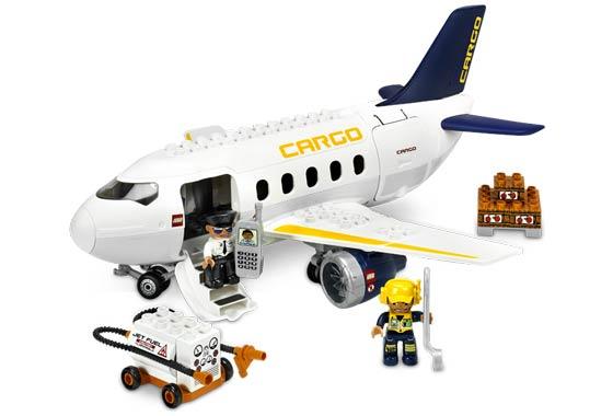 Bricklink Set 7843 1 Lego Plane Duploduplo Townairport