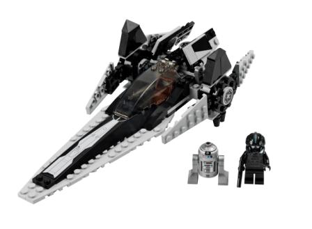 Bricklink Set 7915 1 Lego Imperial V Wing Starfighter Star Wars