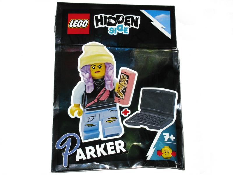 LEGO HIDDEN SIDE Parker Minifigure Polybag  791903