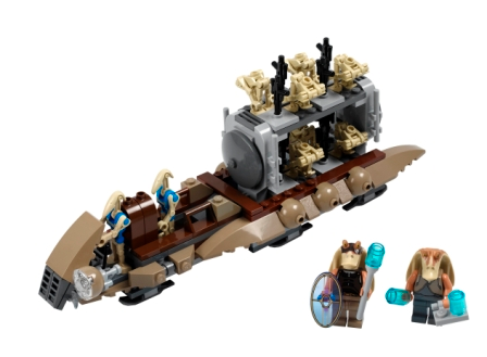 BrickLink - Set 7929-1 : Lego The Battle of Naboo [Star Wars