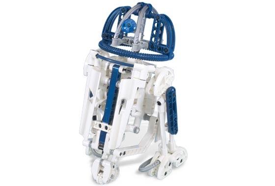 Bricklink Set 8009 1 Lego R2 D2 Technicstar Warsstar Wars