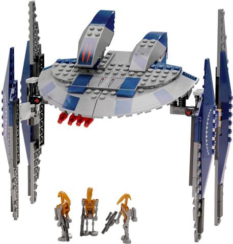 Bricklink Set 8016 1 Lego Hyena Droid Bomber Star Warsstar