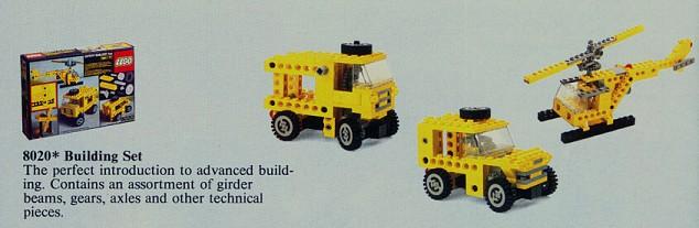 Bricklink Set 8020 1 Lego Building Set Technicuniversal