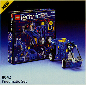 BrickLink - Set 8042-1 : Lego Pneumatic Set [Technic