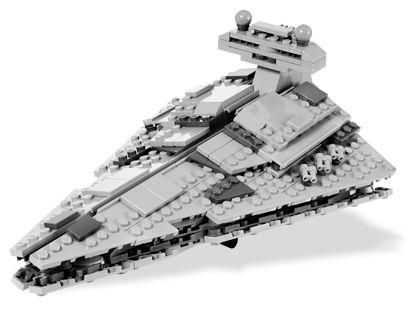 Lego Midi Scale Imperial Star Destroyer