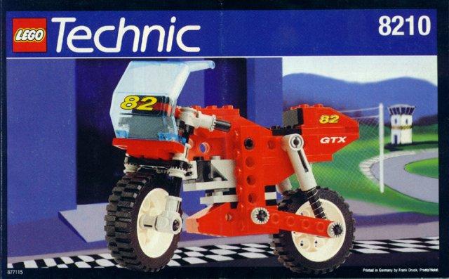 Bricklink Set 8210 1 Lego Nitro Gtx Bike Technicmodelriding