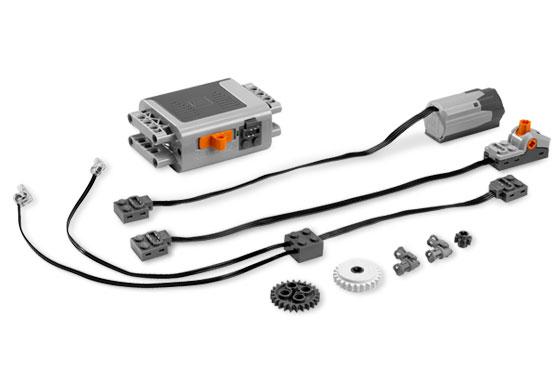Power Functions LEGO Technic 8293 Tuning-Set