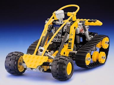BrickLink - Set 8414-1 : Lego Mountain Rambler [Technic:Model:Off-Road] -  BrickLink Reference Catalog