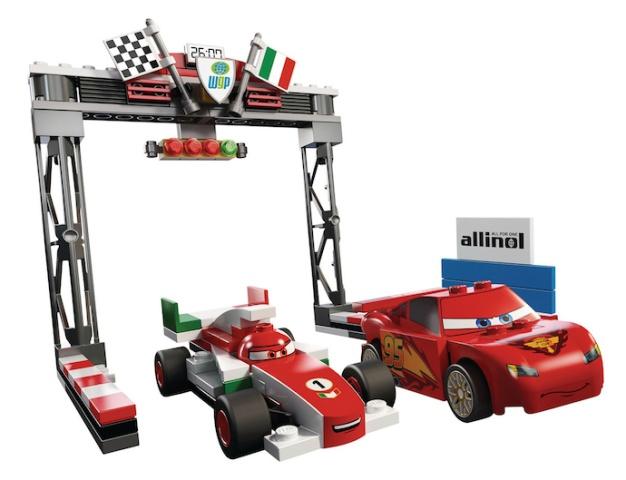 Bricklink Set 8423 1 Lego World Grand Prix Racing Rivalry Cars