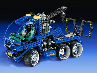 BrickLink - Set 8462-1 : Lego Super Tow Truck [Technic:Model:Traffic] -  BrickLink Reference Catalog
