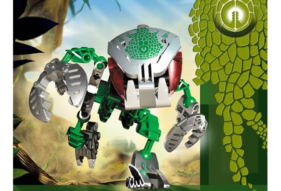 BrickLink - Set 8576-1 : Lego Lehvak-Kal [Bionicle:Bohrok-Kal ...