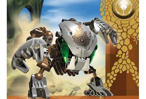 BrickLink - Set 8577-1 : Lego Pahrak-Kal [Bionicle:Bohrok-Kal ...