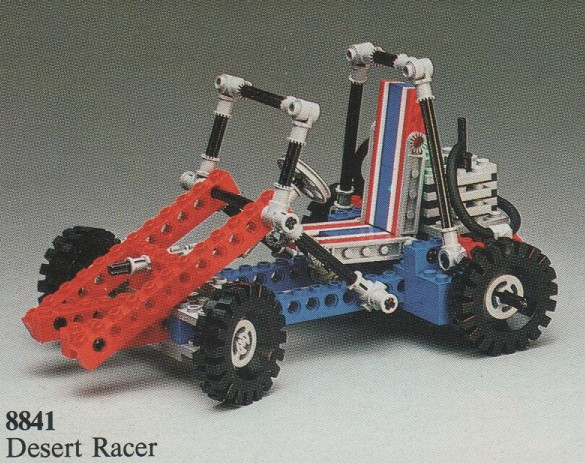 BrickLink - Set 8841-1 : Lego Dune Buggy / Desert Racer