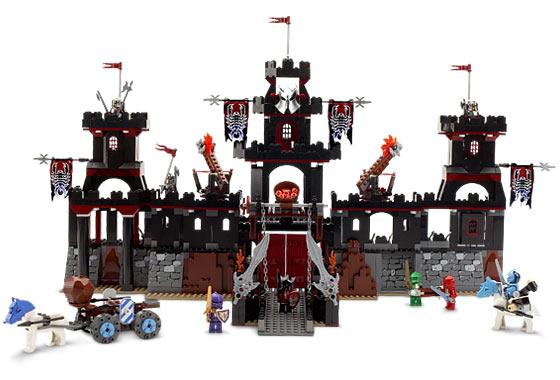 LEGO Figur Minifigur Ritter Kingdoms Prince cas470 aus Set 7952-14