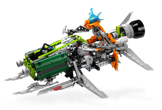 8941 Lego Rockoh T3