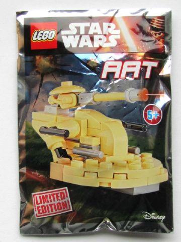 Bricklink Set 911611 1 Lego Aat Foil Pack Star Warsministar