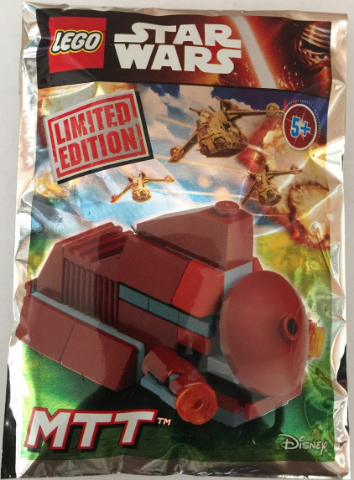 Bricklink Set 911616 1 Lego Mtt Foil Pack Star Warsministar