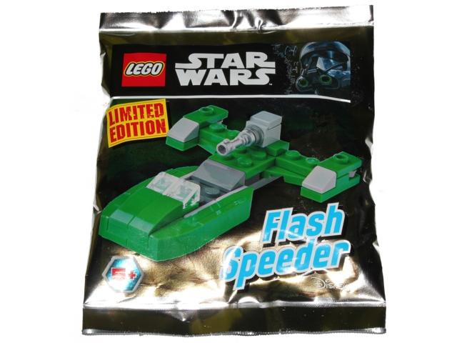 Bricklink Set 911618 1 Lego Flash Speeder Foil Pack Star Wars